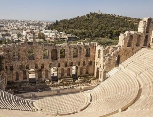 Athén és Környéke a Történelem a Kultúra Bölcsője 2019. Április 24.-28.