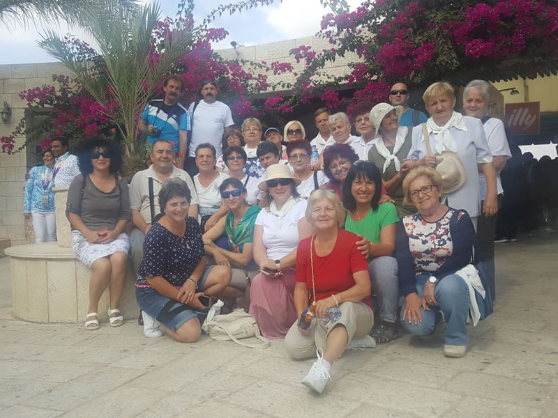csoport Izrael