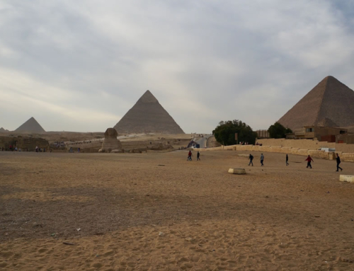 ✈ Paste 2021 EGIPT Cairo si Sharm El Sheikh la pret imbatabil